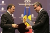 Romania, Moldova seal border treaty