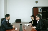 Priorities of this year's cooperation with Rep. of Moldova established together with Ambassador Renita