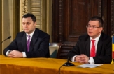 First meeting of Romania and Rep. of Moldova Governments, concluded with initialling of several bilateral agreements