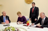 The U.S. Government and the Government of Moldova signed Agreements to Support Democratic and Economic Development of Moldova