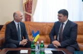 Pavel Filip and Volodymyr Groysman reached agreement on common approaches to protection of the ecosystem of the Dniester river