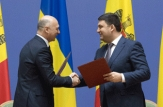 Heads of government of Moldova and Ukraine agree to summon a new meeting of the intergovernmental commission on trade-economic cooperation