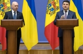 Prime Ministers of Moldova and Ukraine signed a roadmap for cooperation in 2017