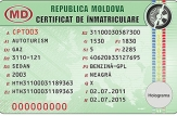 Starting December 1, 2012, vehicles' owners shall be issued registration certificates of new type