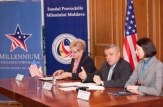 MCA Moldova, Ministry of Environment and e-Governance Center signed agreement to improve water use authorization mechanism